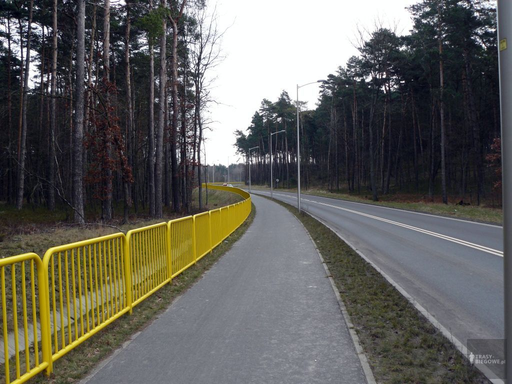 Nowa i Pileckiego (5,2 km)