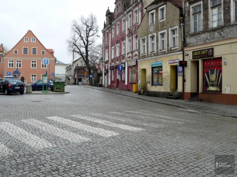 Trasy biegowe: Lotto, Zielona Góra, woj. Lubuskie