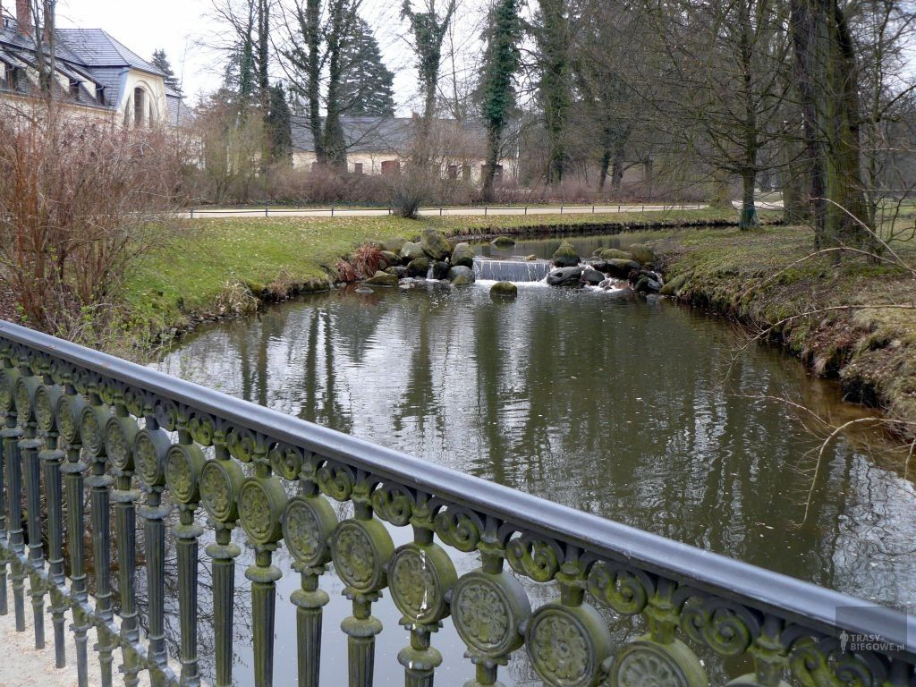 Trasy biegowe: Park Mużakowski, Mużaków, Niemcy