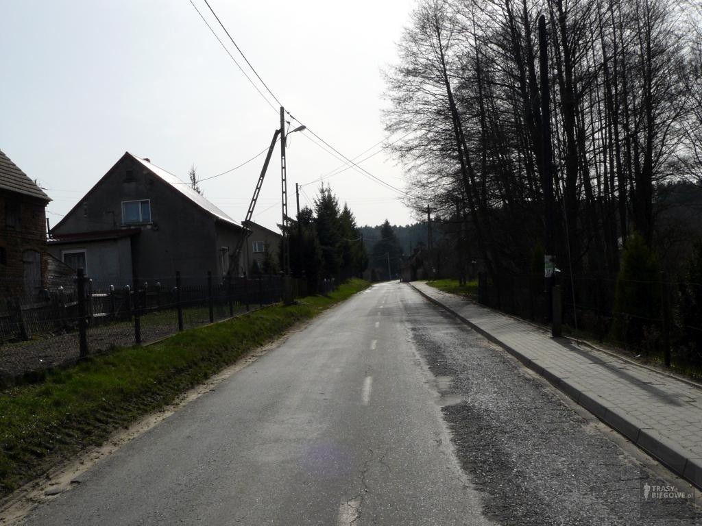 Trasy biegowe: XIV półmaraton Przytok, Przytok, woj. Lubuskie