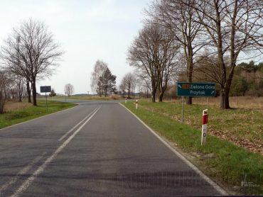Trasa biegowa / XIV Półmaraton Przytok (21,1 km)
