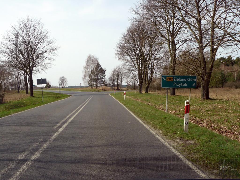 XIV Półmaraton Przytok (21,1 km)