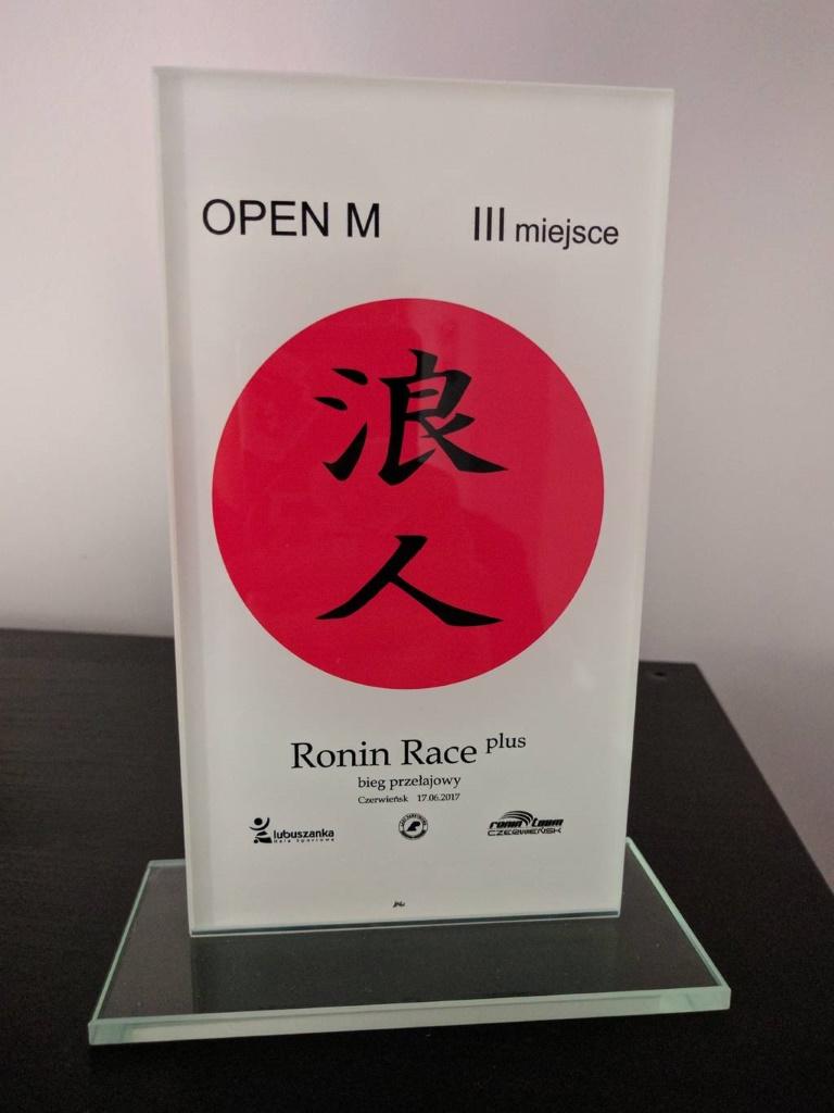 Trasy-biegowe: Ronin Race + 2017